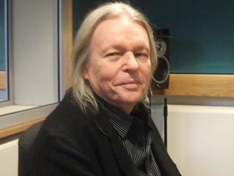 Playwright, screenwriter and director - Christopher Hampton - 17/02/12