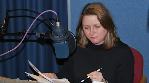 Rosie Cavaliero (The Narrator)