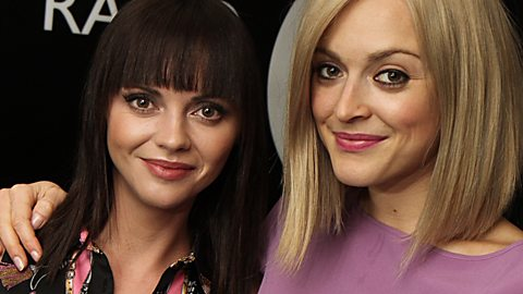 Christina Ricci and Fearne