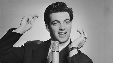 Featured In This Week's Show: Frankie Vaughan