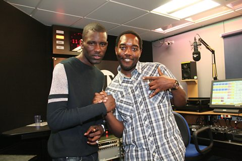 Seani and Wretch 32
