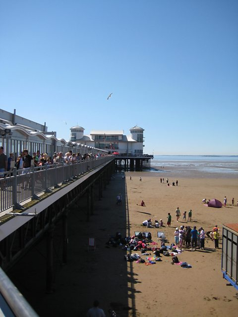 The Pier, Weston-Super-Mare, Somerset