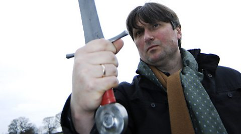 Simon Armitage explores the legend of King Arthur