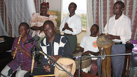 The Buganda Music Ensemble, Hotel International, Kampala
