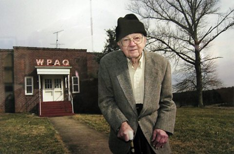 WPAQ founder Ralph Epperson