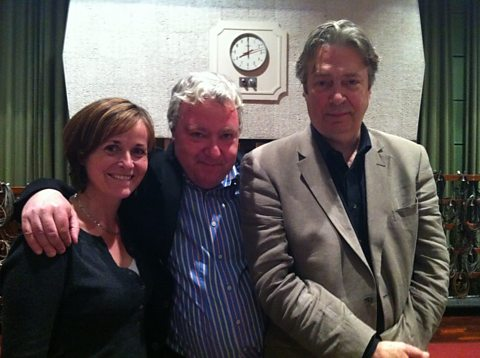 Amanda Root, John Sessions and Roger Allam