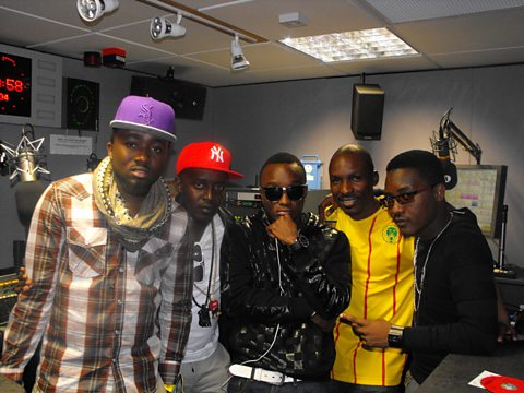 Choc Boys & Edu