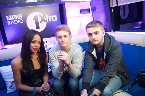 Disclosure choose tracks for 3 @ 3
