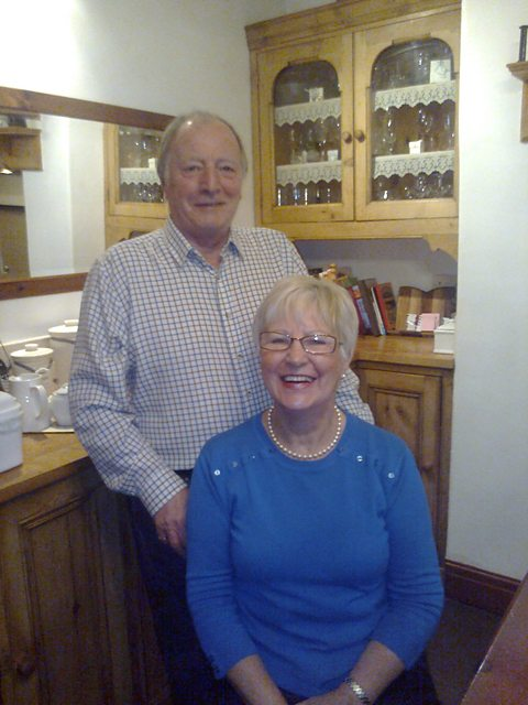 TONY AND BARBARA CHETWOOD