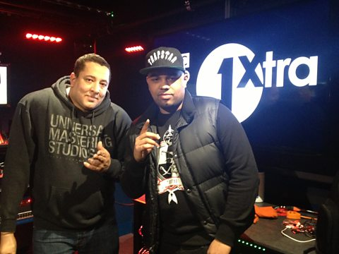 Semtex & Blade Brown
