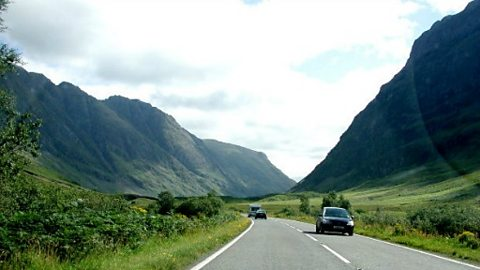 Topic Today - Best road in Scotland.