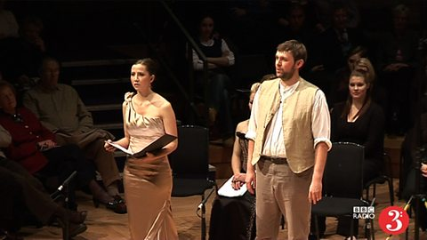 Dido and Aeneas - Carolina Krogius and Philip Smith