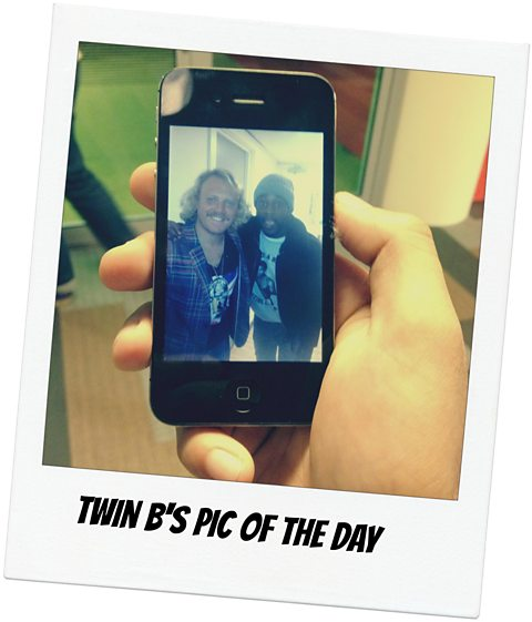 Twin B's Pic Of (Yester)day
