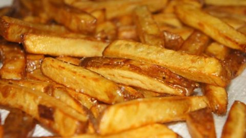 Topic Today - The irresistibility of chips.