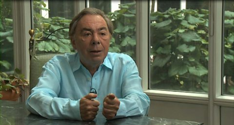 Andrew Lloyd Webber talks to us about the Heritage Angel Awards