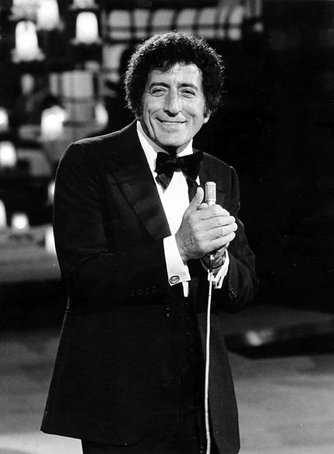 Featured In This Week's Show: Tony Bennett