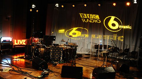 The stage is set at Maida Vale