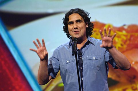 Tuesday's guest - Micky Flanagan