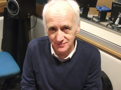 Children's author, Terry Deary - 27/01/2012