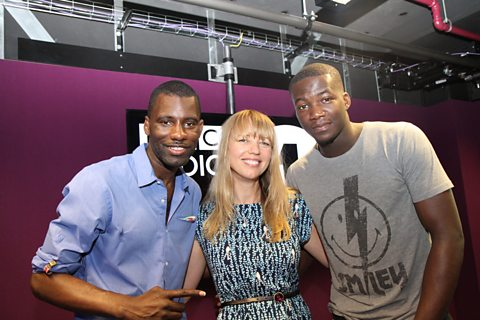 Wretch 32 and Jacob Banks
