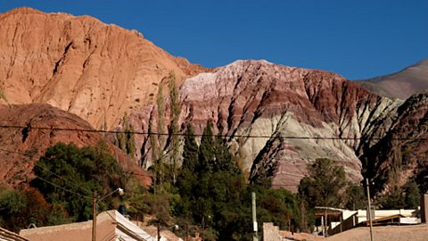 World Routes in Argentina - Humahuaca Valley