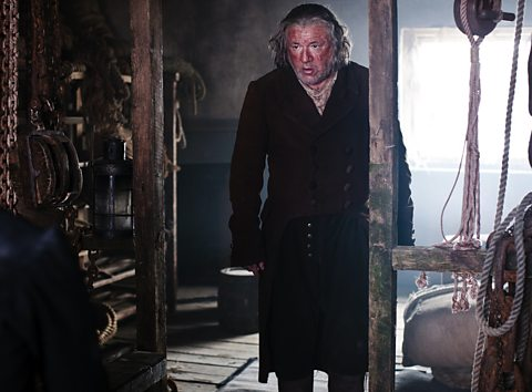 Magwitch (Ray Winstone)