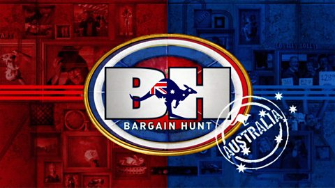 Bargain Hunt Down Under