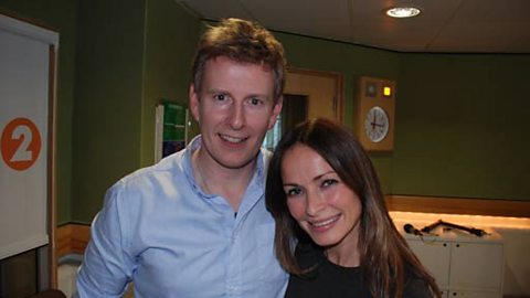 Patrick and Sharon Corr