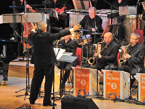 The BBC Big Band - Fairfield @50 concert - 26 October 2012