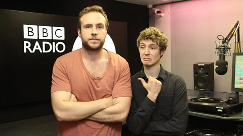 Rafe Spall & Matt Edmondson