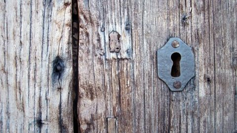 Today's Topic - Locked Doors