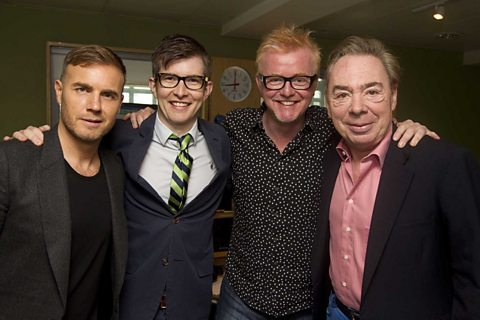 Gary Barlow, Andrew Lloyd Webber and Gareth Malone bring us the official Diamond Jubilee song!