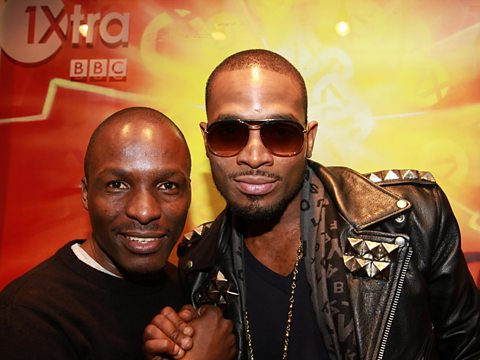 DJ Edu & D'Banj on 1Xtra.