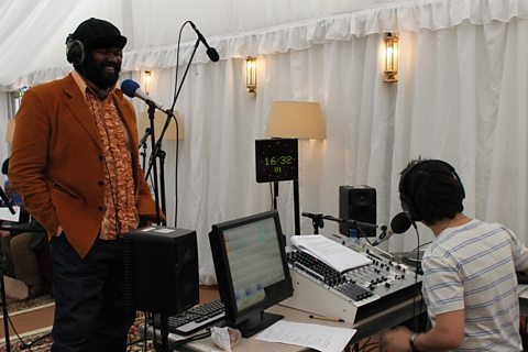 Gregory Porter And Jamie Cullum