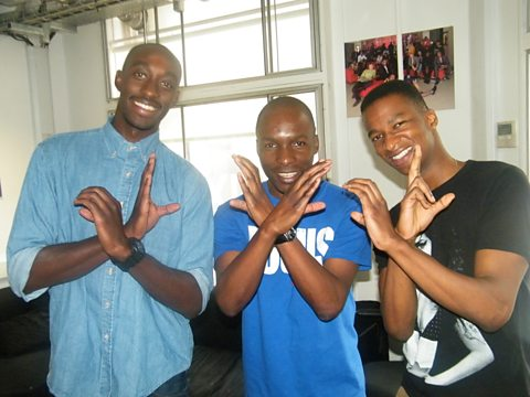 Ivanno, DJ Edu & Simon throw up their JCs