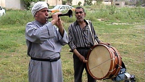 Traditional music of Iraq