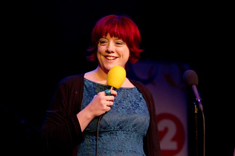 Angela Barnes (BBC Radio 2 New Comedy Award Winner)