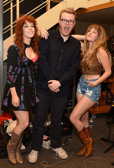 Deap Vally at Maida Vale