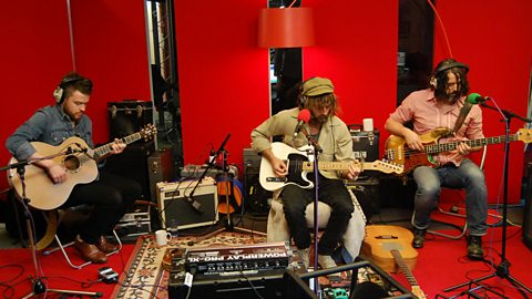 ANGUS STONE IN SESSION