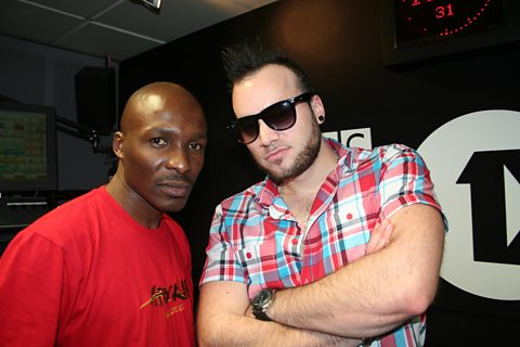 DJ Edu with DJ Jam Jam
