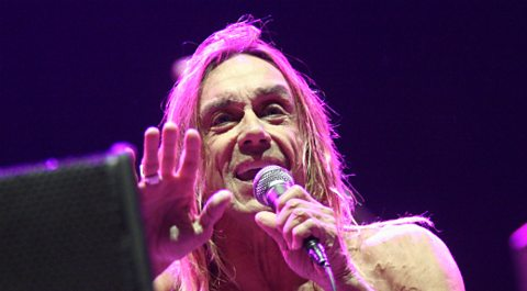 Featured Album: Iggy Pop - Lust For Life