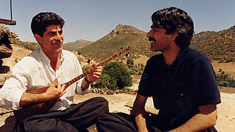 Traditional music of Iran