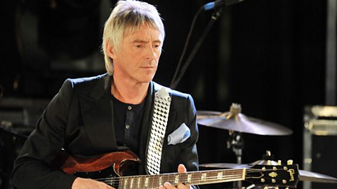 Paul Weller performs live at Maida Vale