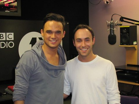 Gareth Gates On The Surgery