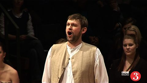 Philip Smith as Aeneas