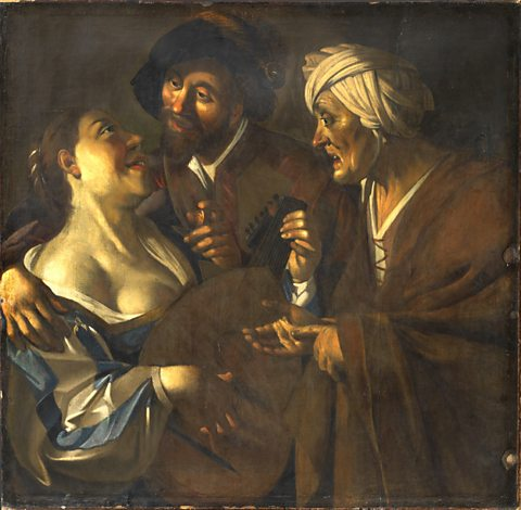 Artist Unknown – The Procuress