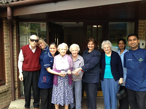 Queen Elizabeth Care Home in Bromley