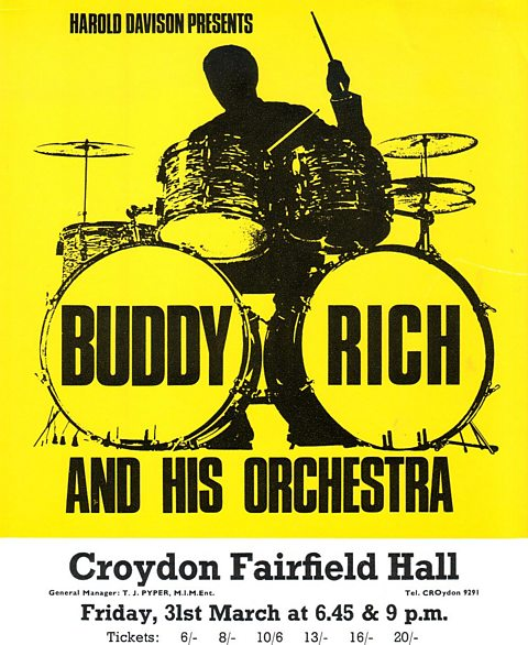 Buddy Rich - March 1967