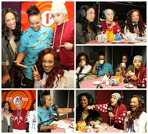 Adele with Stooshe