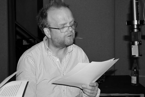 Toby Jones as Inspector Goole